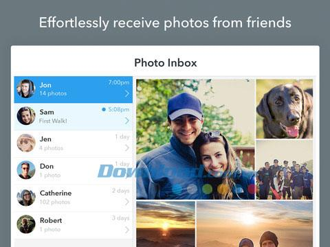 Everalbum for iOS 0.9.21-iPhone / iPadで写真やビデオを安全に保護