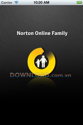 Norton Online Family pour iOS - Surveillance des activités en ligne des enfants