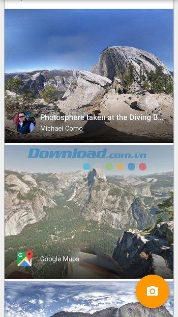 Google Street View für iOS 2.10.0 - Google Maps Street View für iPhone / iPad