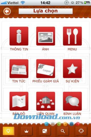 Gnavi Vietnam pour iOS 1.0.1 - Application de recherche générale