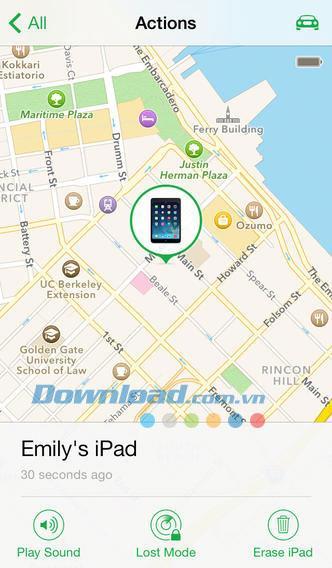 Localiser mon iPhone pour iOS 4.0 - Trouvez votre iPhone, iPad et Mac égarés