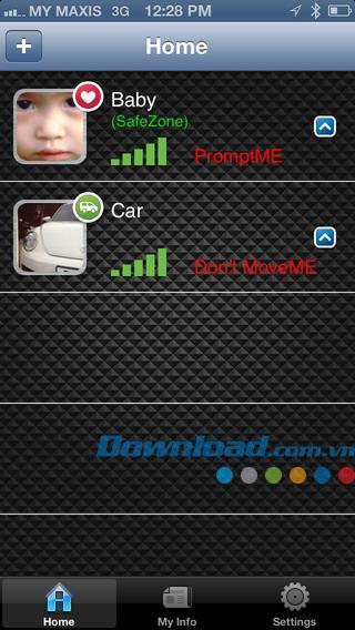 FOBO Tag 2 für iOS 2.5 - Suchen und Verwalten von Objekten für iPhone / iPad
