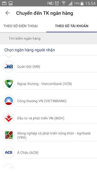 MBBankPlus for iOS 1.1.6-MBBankのモバイル決済ゲートウェイ
