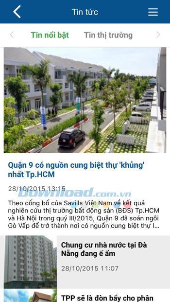 Immobilien für iOS 2.0.4 - Informationen zum Kauf und Verkauf von Immobilien auf iPhone, iPad