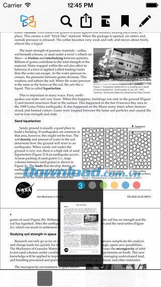 Xodo Docs pour iOS 1.0.1 - Gestionnaire de PDF professionnel sur iPhone / iPad