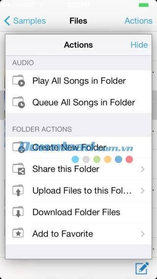 FileCloud für iOS 2.0.3 - Cloud-Sicherheitsdienst auf iPhone / iPad