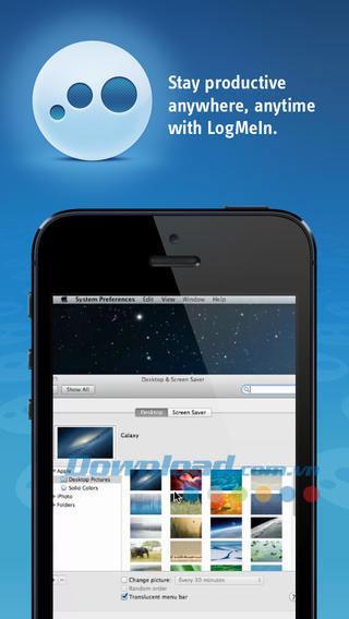 LogMeIn für iOS 3.4.2393 - Zugriff auf Remotecomputer für iPhone / iPad