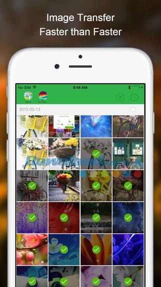 Xender für iOS 4.6 - Schnelle Dateifreigabe zwischen iPhone, Android und PC