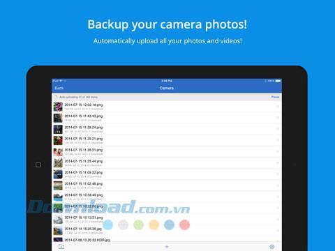 MediaFire für iOS 2.3.6 - 50 GB freier Speicherplatz für iPhone / iPad