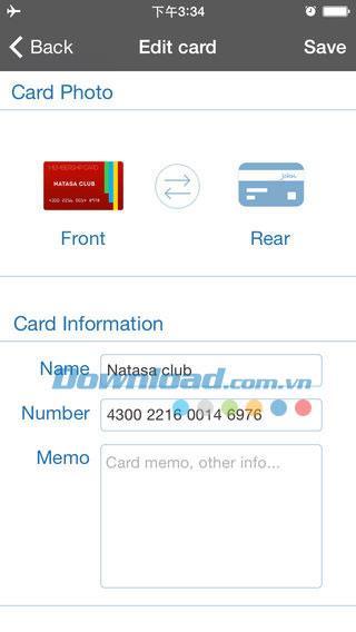 Mate Card für iOS 3.0 - Praktischer Scan- und Kartenleser für iPhone / iPad