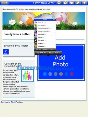 Cloud Publisher for iOS 1.7-iPhone / iPadでのプロフェッショナルなグラフィックデザイン