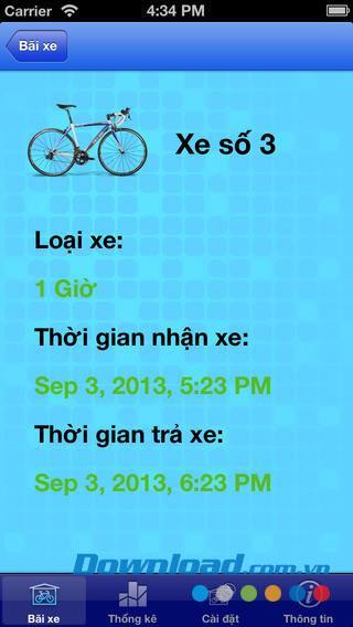 Gestionnaire de vélos pour iOS 1.0 - Gestionnaire de magasin de vélos
