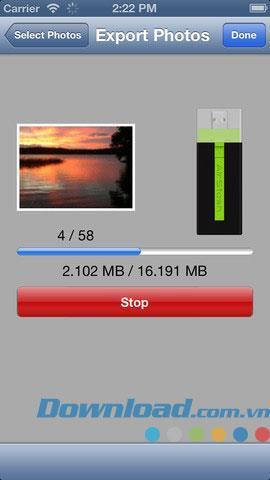 AirStash + für iOS 2.0.2 - Verwalten Sie persönliche Dateien auf dem iPhone / iPad