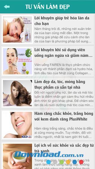 iOS1.0の美容マニュアル-ガールフレンドのための美容の秘密