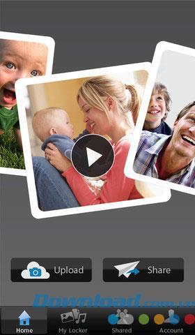 AT & T Locker für iOS 1.0.7 - 5 GB kostenloser Cloud-Speicher für iPhone / iPad