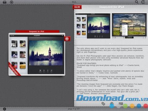 Stylapps für iPad 1.1.2 - Suche nach Stil-Apps im App Store für iPad