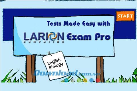 Examen Larion pro pour étudiant pour iOS - Examen pratique du lycée