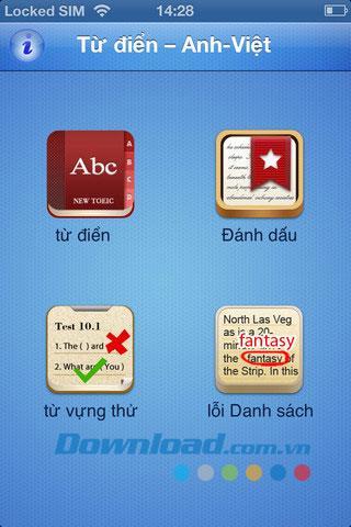 Dictionnaire anglais - vietnamien pour iOS 1.0 - Rechercher un dictionnaire anglais - vietnamien