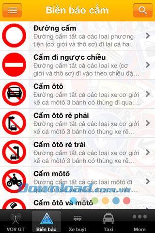 Traffic 24h pour iOS 1.0 - Application Traffic