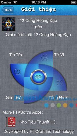 12 Zodiacs pour iOS 1.1 - Décodage des secrets 12 Zodiacs