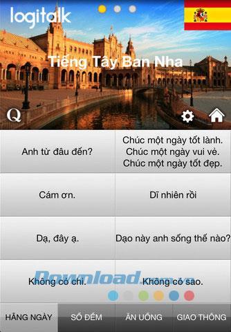 Conversation en langue étrangère pour iOS 1.0