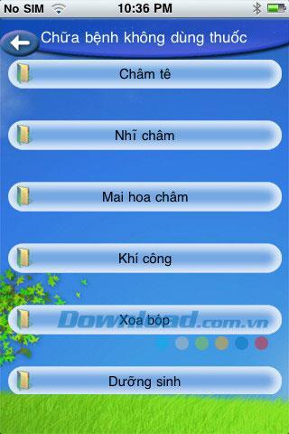Krankheiten und Medikamente für iOS 1.0 - Gesundheitshandbuch