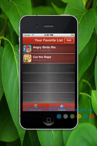 Bestbezahlte Apps HD Lite für iOS 1.1 - Bestbezahlte Apps für iPhone / iPad