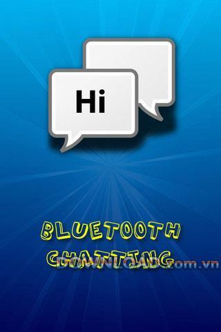 Chat Bluetooth pour iOS - Chat via une connexion Bluetooth sur iPhone