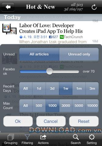 RssBook Free foriOS-iPhone用RSSリーダー