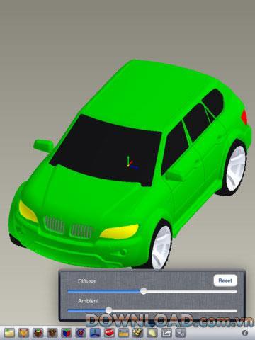 iCAD Free foriPad-iPadでCADファイルと3Dモデルを表示するソフトウェア