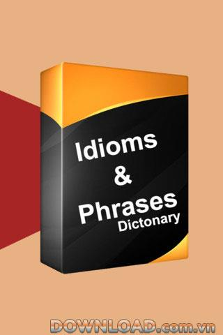 Idiomes et expressions pour iOS - Dictionnaire d'idiomes anglais pour iPhone