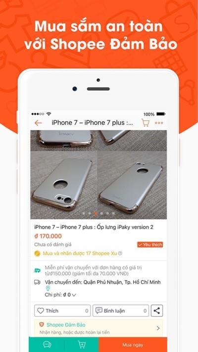 iOS2.64.18のShopee-ビッグセールのホリデーシーズン1.1