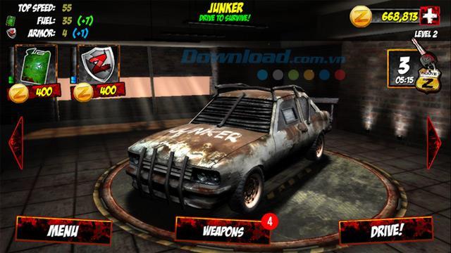 ルートZ-ホラーレーシングゲーム