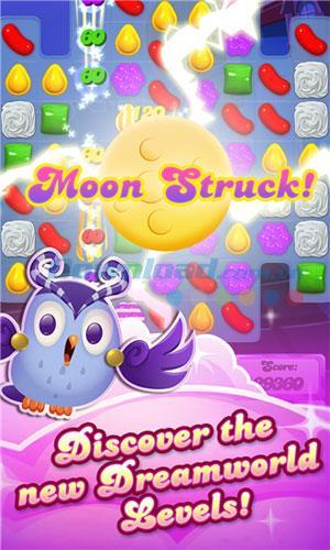 Candy Crush Saga for Windows Phone1.53.0.2-WindowsPhoneのゲームSweetcandy world