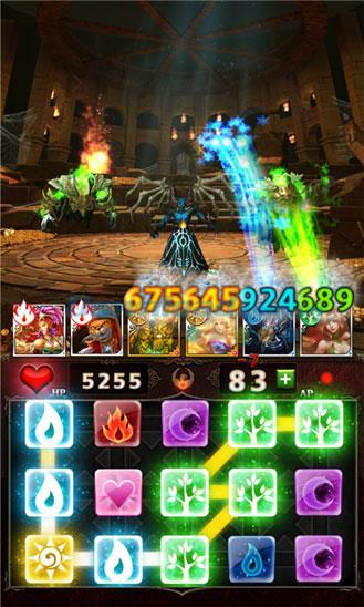 Dungeon Gems für Windows Phone 1.0.1.6 - Spielflucht aus dem Drachen-Dungeon unter Windows Phone