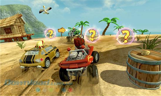 Beach Buggy Racing für Windows Phone 2014.1031.34.4251 - Tropisches Rennspiel für Windows Phone
