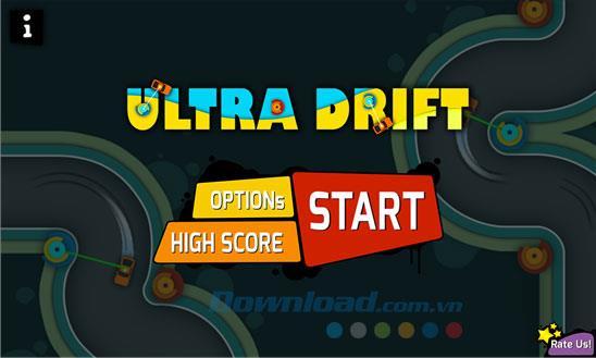 Ultra Drift pour Windows Phone 1.0.0.2 - Jeu de course attrayant