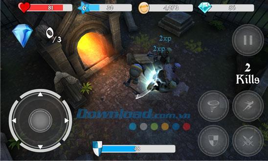 Medieval Apocalypse for Windows Phone 1.2.0.0 - Jeu d'action stratégique pour Windows Phone