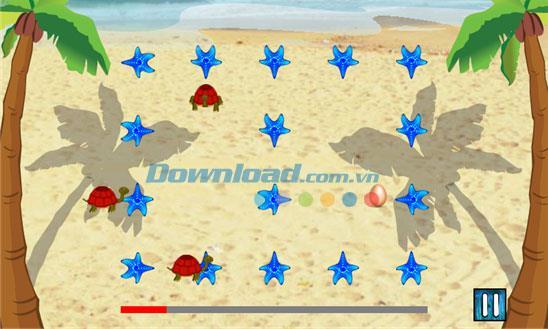 Turti Trop für Windows Phone 1.0.0.1 - Spielpaarung für Schildkröten unter Windows Phone