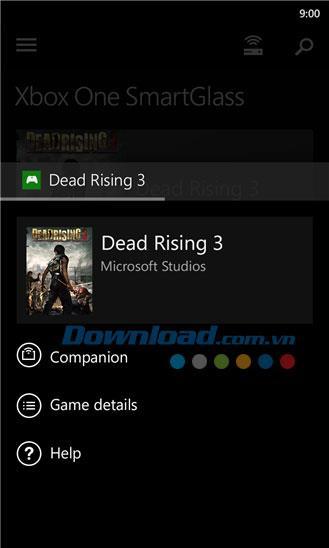 Xbox One SmartGlass für Windows Phone 1.0.1.0 - Unterstützt Xbox-Spiele für Windows Phone