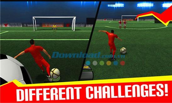 Football Champions 14: Soccer League pour Windows Phone 1.0.0.0 - Jeu de pénalité pour Windows Phone