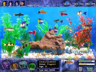 Fish Tycoon 1.0 - Virtuelles Fischzuchtspiel