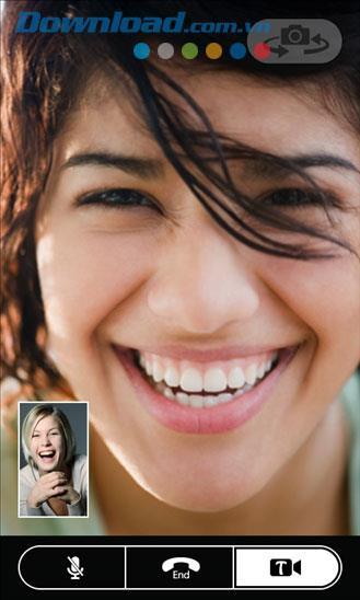 Tango für Windows Phone 1.8.0.0 - Kostenlose Videoanrufe auf Windows Phone