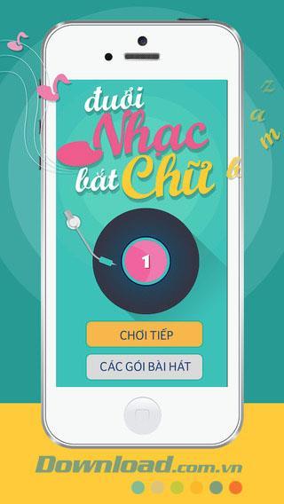 Chase Music Catch Text pour Windows Phone 1.0.0.5 - Jouez des mots de capture de musique de poursuite sur Windows Phone