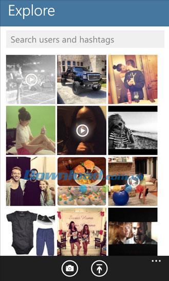 Pictastic for Instagram pour Windows Phone 4.0.0.0 - Expérience Instagram complète sur Windows Phone