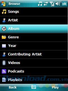 Pocket Player4.2-音楽プレーヤーソフトウェア