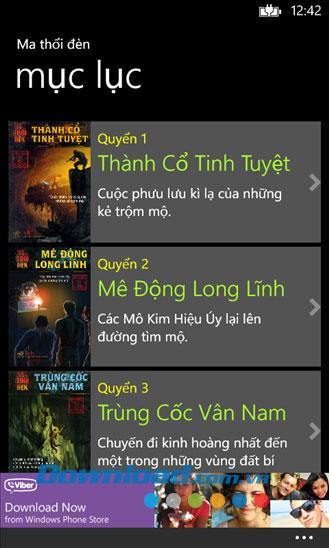 Ghost Blowing Lights pour Windows Phone 1.5.0.0 - Livres d'horreur d'aventure