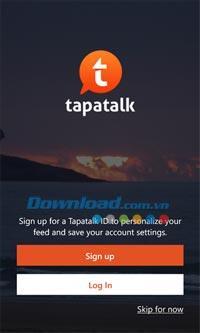 Tapatalk pour Windows Phone 2.0.1.13 - Agrégateur de nouvelles sur Windows Phone
