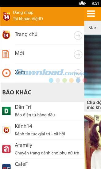 Windows Phone1.0.2.0のチャネル14-WindowsPhoneのニュースチャネル14