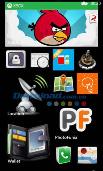Thèmes WP pour Windows Phone 2.0.0.0 - Concevoir le thème Windows Phone